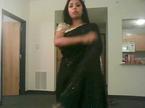 How To Wear A Saree Bollywood Style!!! Part 3 video