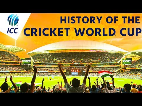 Icc Cricket World Cup 2015 - A History Of The Cricket World Cup video