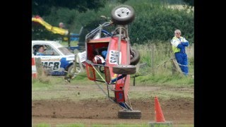 Autograss Thrills and spills