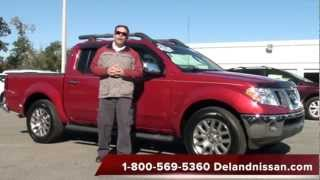 For Sale Certified Pre-Owned 2010 Nissan Frontier LE Truck Crew Cab P8611
