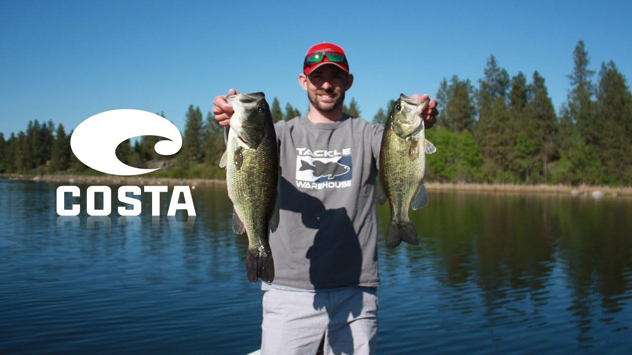 Pre spawn Bass Fishing