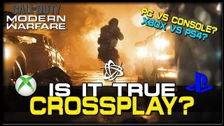 How Exactly Crossplay Will Work in CoD: Modern Warfare (PC vs Console?)