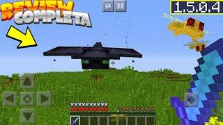 Minecraft Pe 1.5.0.4 Review Completa - Todo Lo Nuevo