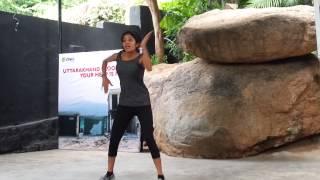 Parul Agarwal (ZIN™) - Badtameez Dil (YJHD) @ Zumba Fitness Workshop