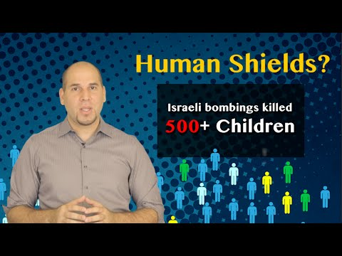 Decoding Israel/Palestine: Human Shields
