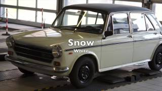 Morris 1100 New Zealand TV commercial.