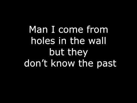 Machine Gun Kelly - Invincible Lyrics ( Wrestlemania 28 Theme Song ) video