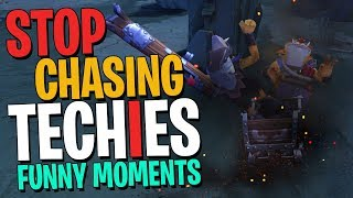 When Hunting Techies Goes Wrong - DotA 2 Funny Moments