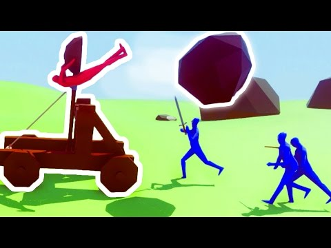 MEATBALL CATAPULTS!? | TOTALLY ACCURATE BATTLE SIMULATOR | Fan Choice Friday