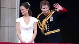 Royal Wedding Scene-Stealers: Prince Harry and Pippa Middleton