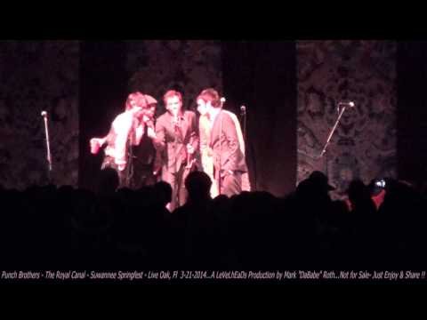Punch Brothers - The Auld Triangle - Suwannee Springfest - Live Oak, Fl  3- 21- 2014
