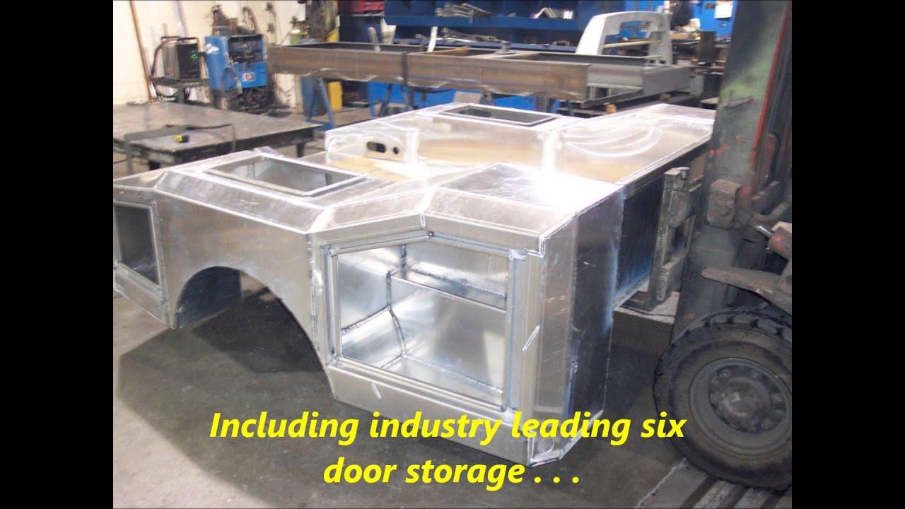 Custom Truck Hauler Bed