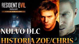 RE7 Edicion Dorada El Final De Zoe Y La Verdadera Razon Del Cambio De Chris