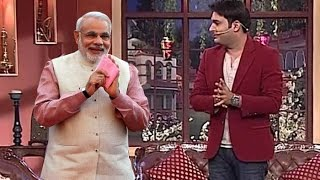 Kapil Sharma Wishes To Have PM Modi On His New TV