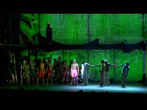 FELA! on Broadway Sneak Peek: Zombie