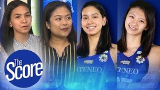 Ateneo Claims 1st Spot, Top Performers of the Weekend   The Score