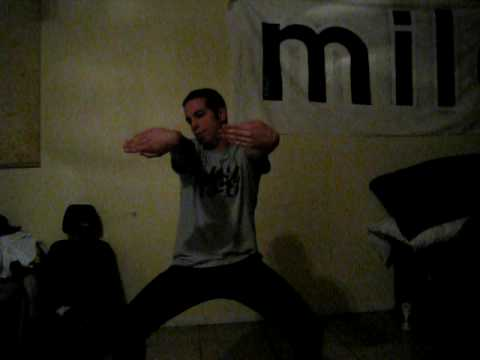 Mr Fantastic Popping Freestyle (02-28-2009) Video