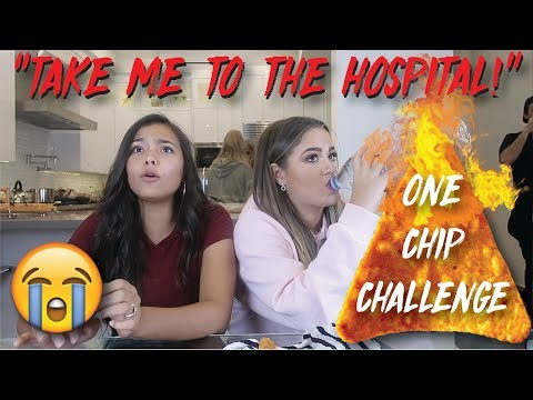 *ONE CHIP CHALLENGE* FEAT// Tessa Brooks & Tristan Tales #1