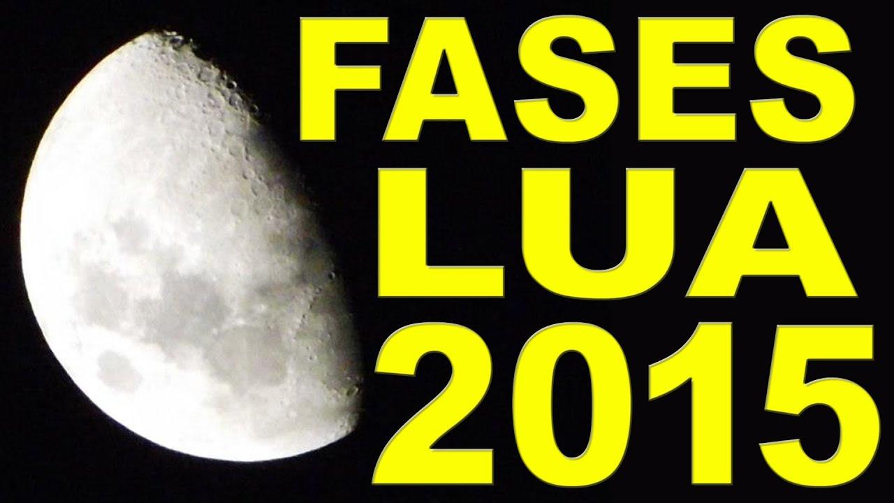 Calendário Lunar 2015-Fases da Lua - YouTube