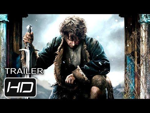 EL HOBBIT: LA BATALLA DE LOS CINCO EJÉRCITOS - Trailer Oficial - Subtitulado Español - HD