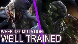Starcraft II: Well Trained [Fast Essence/Biomass on Oblivion Express]