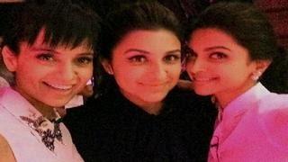 Deepika Padukone, Kangana Ranaut, Parineeti Chopra shoot for Satyamev Jayate Season 3