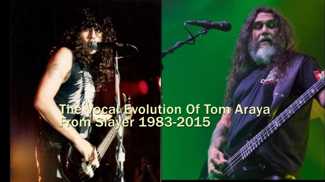 Tom araya 1983