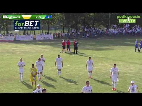 3 liga na żywo: Wiślanie Jaśkowice - Stal Rzeszów (11.08.2017)