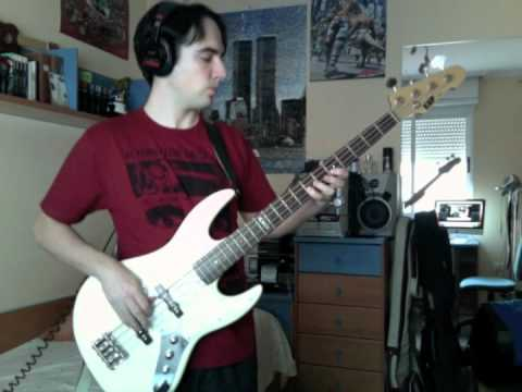Kids (Robbie Williams & Kylie Minogue) - bass cover