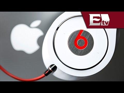Apple adquiere a la empresa Beats Electronics y va por el streaming musical por Internet/ Hacker