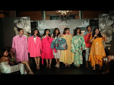 Miss India 2018: INIFD Session with  Tishaa Khosla