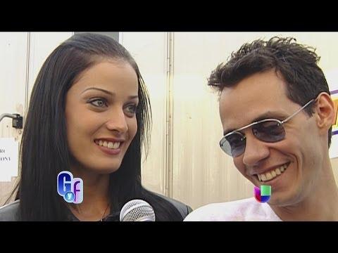 Marc Anthony y Dayanara Torres se tuvieron que encontrar en la corte