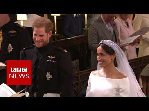 Royal wedding 2018: Ceremony at Windsor Castle - BBC News