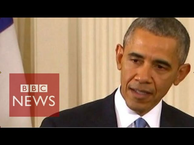 Obama: 'Turkey has the right to defend its airspace' - BBC News