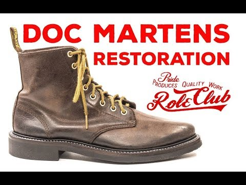Doc Martens Resole #37