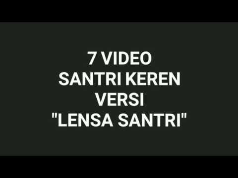Video Lucu Ala Santri