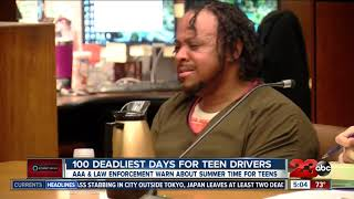 100 DEADLIEST FOR YOUNG DRIVERS