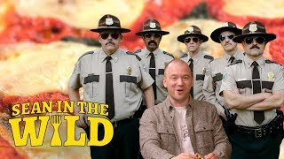 Ranking the Best Frozen Pizzas with the Super Troopers Cast | Sean in the Wild