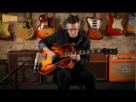 1954 Gibson Super 300 with Joel Paterson