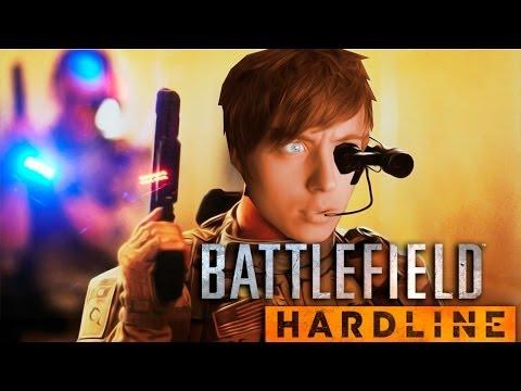 КАК БЫТЬ КОПОМ   Battlefield Hardline