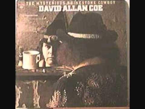 David Alan Coe - The Old Grey Goose Is Dead