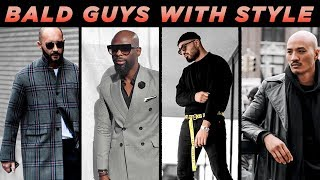 5 BALD Guys With GREAT Style | Bald Men's Fashion Inspiration | StyleOnDeck
