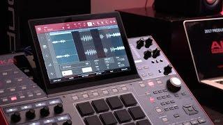 Akai Pro   Mpc X Overview Amp Demo
