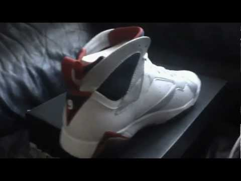 Real Vs Fake Air Jordan Olympic 7