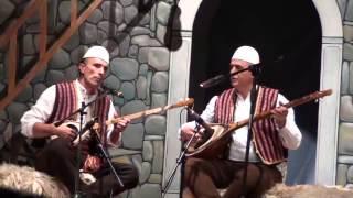 Selajdin Berisha dheHalim Gerbavci  Dardane vajtimi i Avdis festivali ne skenderaj 2014