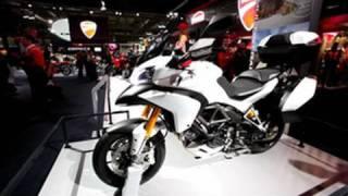Milan show: Ducati's 2010 models