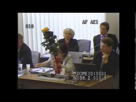 Tarybos posėdis 2015-04-29