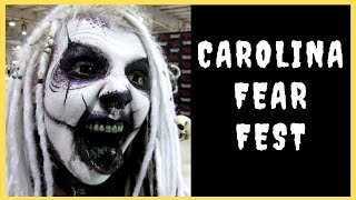 Carolina Fear Fest | Halloween Video | North Carolina Event