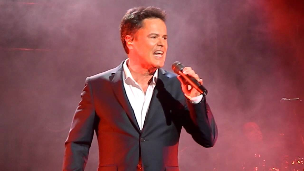Donny Osmond - Soldier Of Love