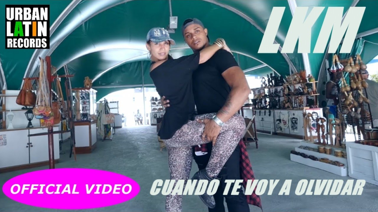 LKM - CUANDO TE VOY A OLVIDAR - (SALSA 2017 - SALSA CUBANA)